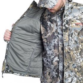 Куртка SITKA Celsius Midi Jacket цвет Optifade Elevated II превью 2