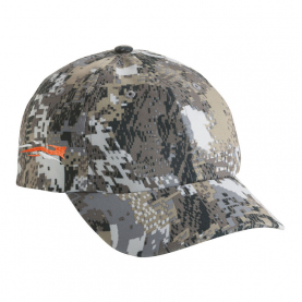 Бейсболка SITKA Cap W/Side Logo цвет Optifade Elevated II