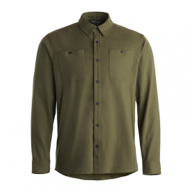 Рубашка SITKA Riser Work Shirt цвет Covert