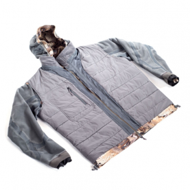 Куртка SITKA Hudson Insulated Jacket цвет Optifade Marsh превью 2