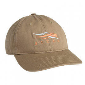 Бейсболка SITKA Relaxed Fit Cap цвет Dirt