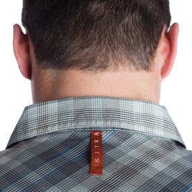 Рубашка SITKA Globetrotter Shirt SS цвет Shadow превью 2