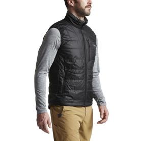 Жилет SITKA Kelvin AeroLite Vest цвет Black превью 5