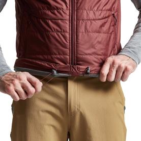 Жилет SITKA Kelvin AeroLite Vest цвет Red River превью 3