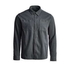 Рубашка SITKA Riser Work Shirt цвет Lead