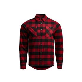 Рубашка SITKA Riser Work Shirt цвет Brick / Black Buffalo