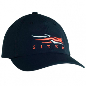Бейсболка SITKA Cap цвет Black
