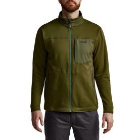 Джемпер SITKA Dry Creek Fleece Jacket цвет Covert превью 3