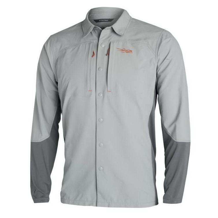 Рубашка SITKA Scouting Shirt цвет Granite фото 1