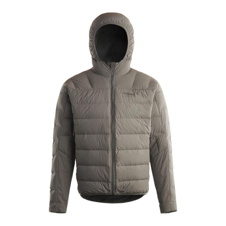 Куртка SITKA Kelvin Lite Down Jacket цвет Woodsmoke фото 1