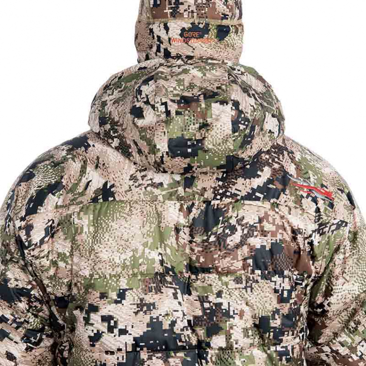 Куртка SITKA Kelvin Hoody цвет Optifade Subalpine фото 4