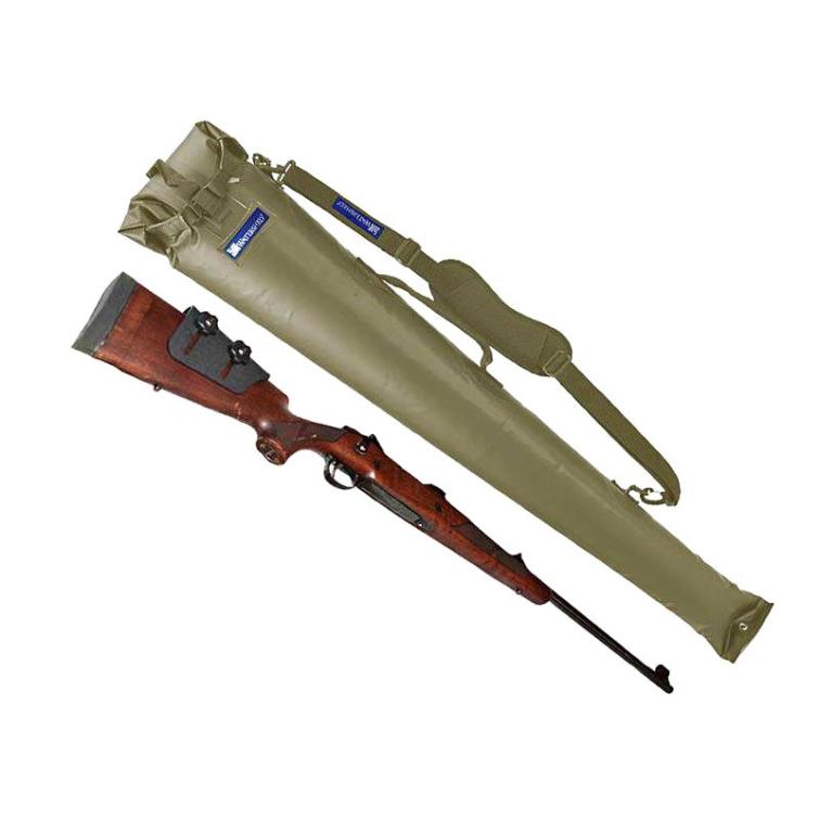 Гермочехол WATERSHED Torpedo Gun Case 107-132 см цв. alpha green фото 1