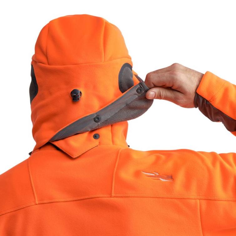 Куртка SITKA Stratus Jacket New цвет Blaze Orange фото 3