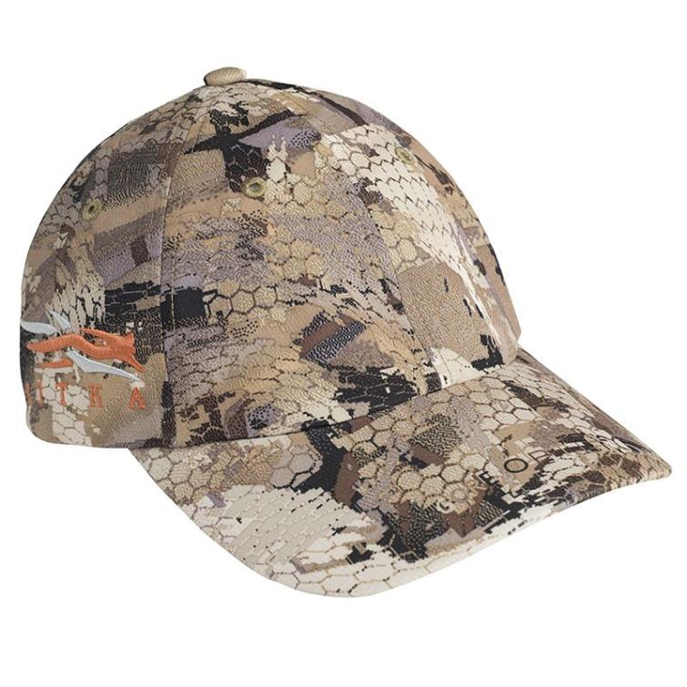 Бейсболка SITKA Cap W/Side Logo цвет Optifade Marsh фото 2