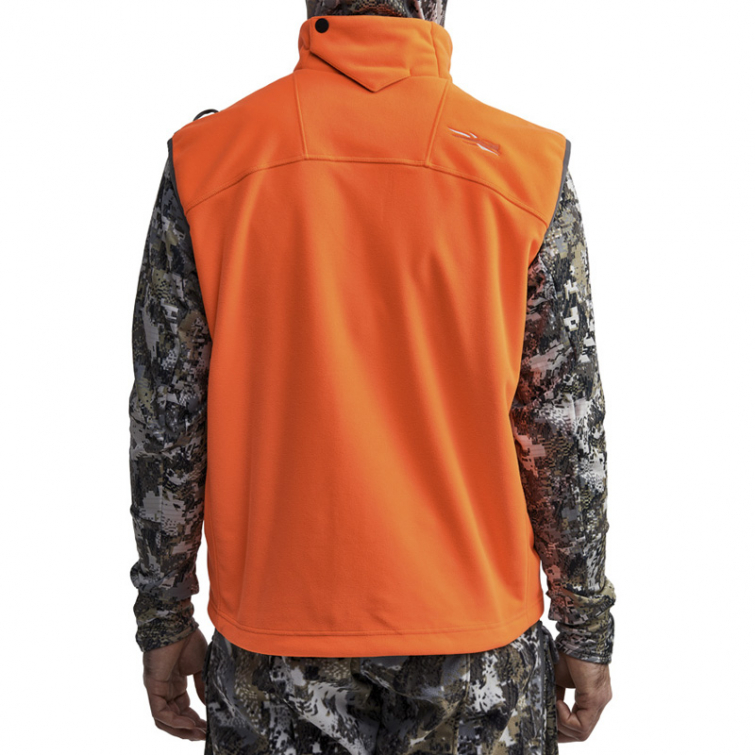 Жилет SITKA Stratus Vest New цвет Blaze Orange фото 7