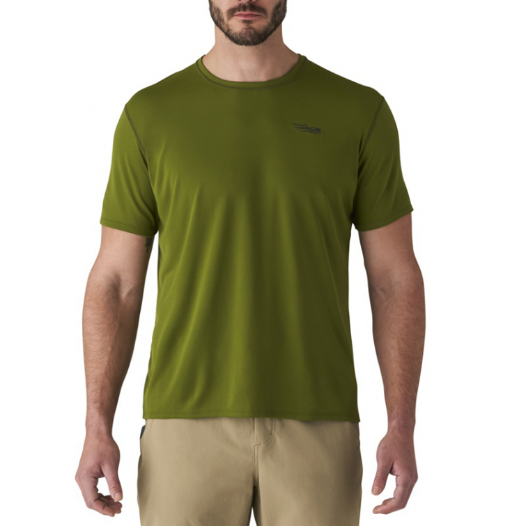 Футболка SITKA Basin Work Shirt SS цвет Cedar фото 6