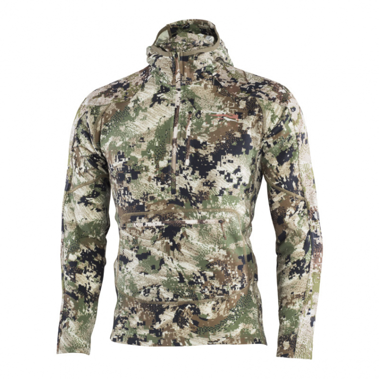 Толстовка SITKA Apex Hoody цвет Optifade Subalpine фото 1