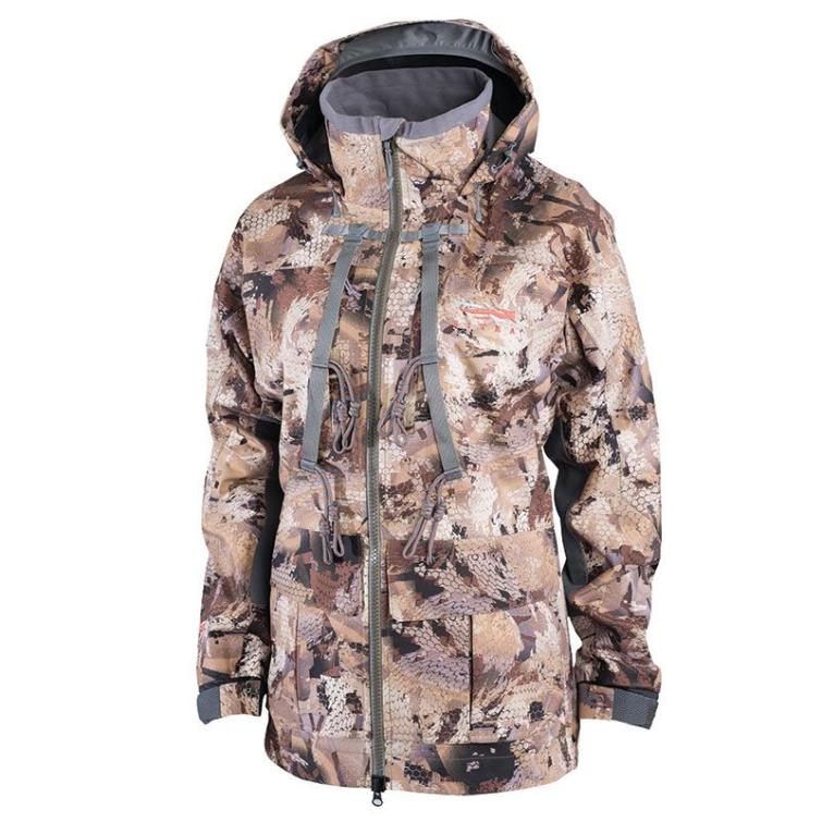 Куртка SITKA WS Hudson Jacket цвет Optifade Marsh фото 1
