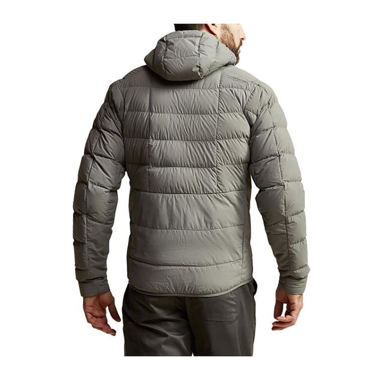 Куртка SITKA Kelvin Lite Down Jacket цвет Woodsmoke фото 3