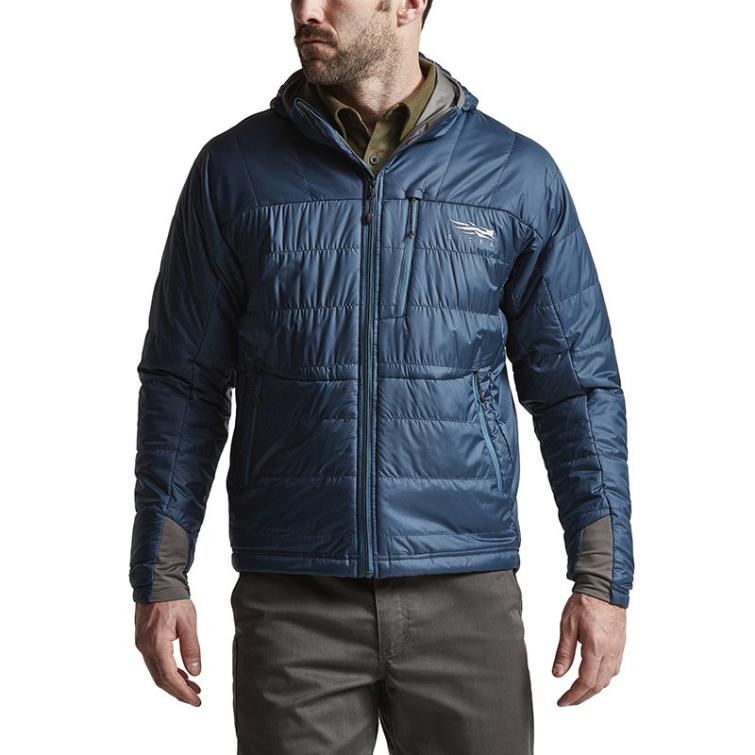 Куртка SITKA Kelvin AeroLite Jacket цвет Deep Water фото 9