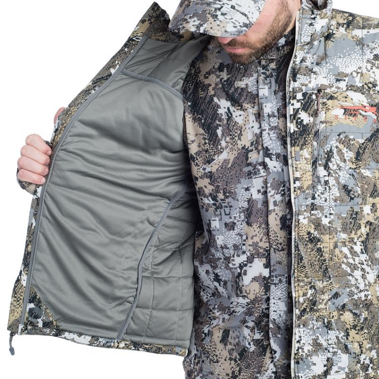 Куртка SITKA Celsius Midi Jacket цвет Optifade Elevated II фото 2