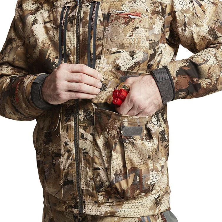 Куртка SITKA Boreal AeroLite Jacket цвет Optifade Marsh фото 3