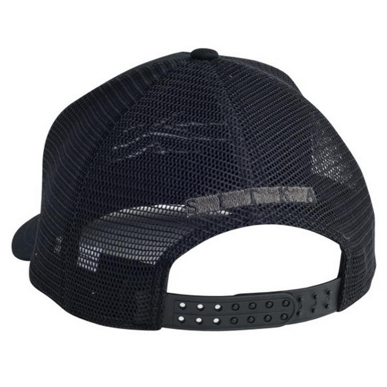 Бейсболка SITKA Flatbill Cap цвет Black фото 2