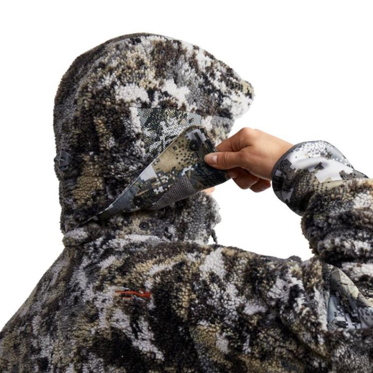 Куртка SITKA WS Fanatic Jacket New цвет Optifade Elevated II фото 11