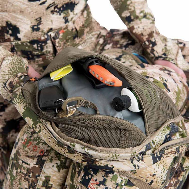 Рюкзак SITKA WS Mountain 2700 Pack цв. Optifade Subalpine р. one size фото 3