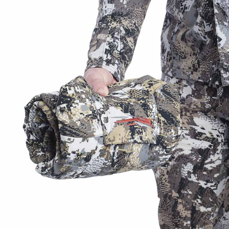Куртка SITKA Celsius Midi Jacket цвет Optifade Elevated II фото 5