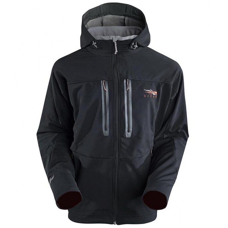 Куртка SITKA Jetstream Jacket New цвет Black фото 1