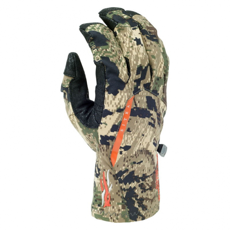 Перчатки SITKA Mountain WS Glove цвет Optifade Ground Forest фото 1