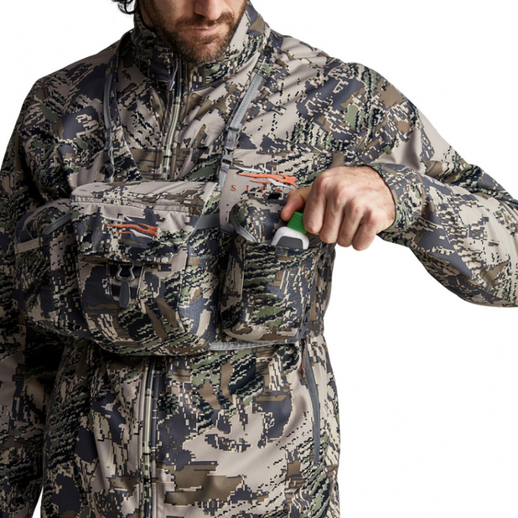 Чехол для бинокля SITKA Mountain Optics Harness цвет Optifade Open Country фото 6
