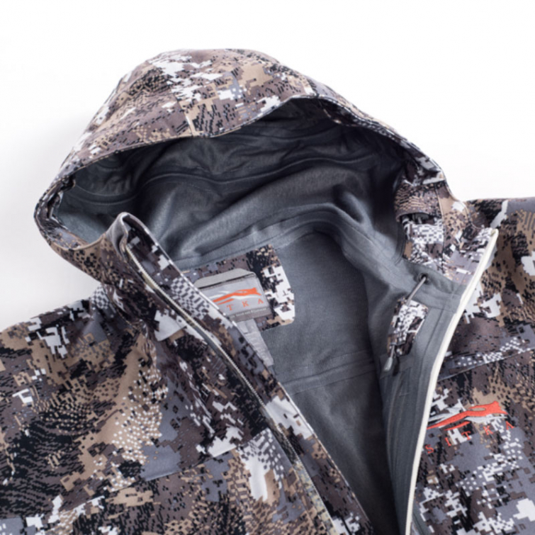Куртка SITKA Downpour Jacket цвет Optifade Elevated II фото 2
