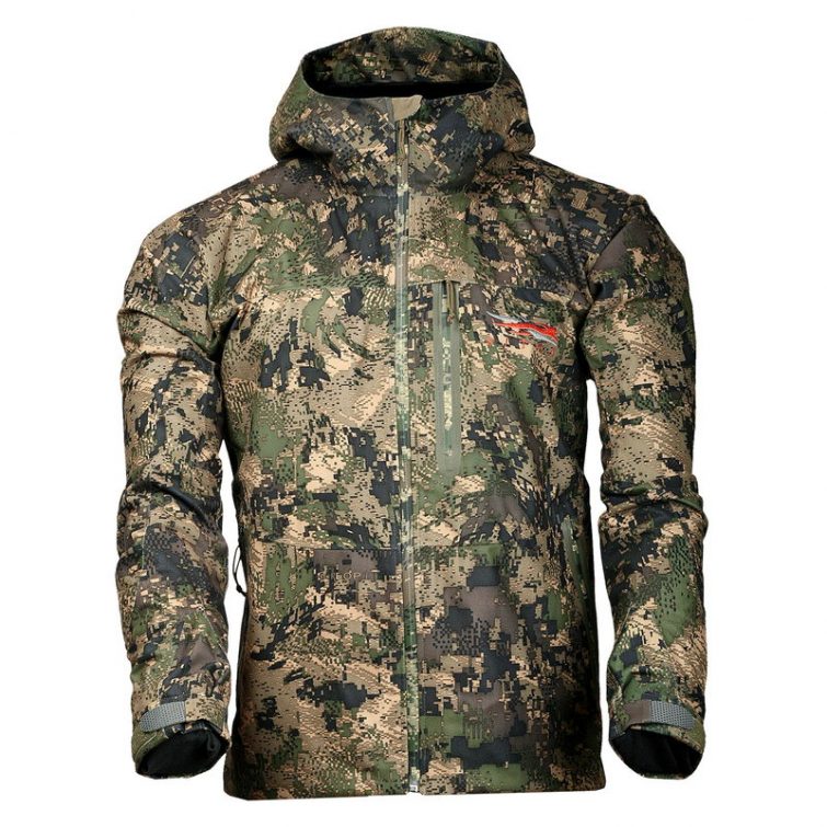 Куртка SITKA Downpour Jacket цвет Optifade Ground Forest фото 1
