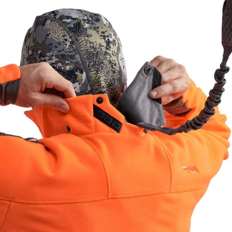 Куртка SITKA Stratus Jacket New цвет Blaze Orange фото 6