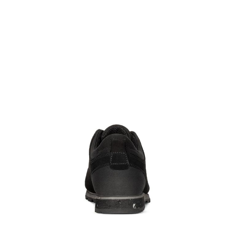 Кроссовки треккинговые AKU Bellamont III Suede цвет Black фото 4