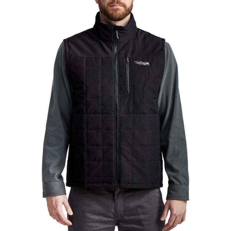 Жилет SITKA Grindstone Work Vest цвет Black фото 6