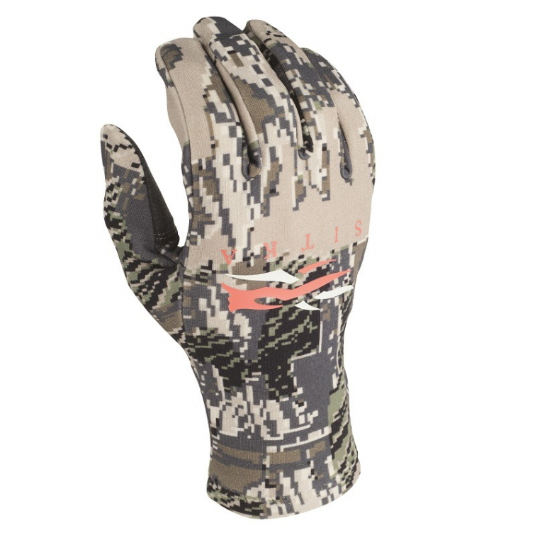 Перчатки SITKA Merino Glove цвет Optifade Open Country фото 1