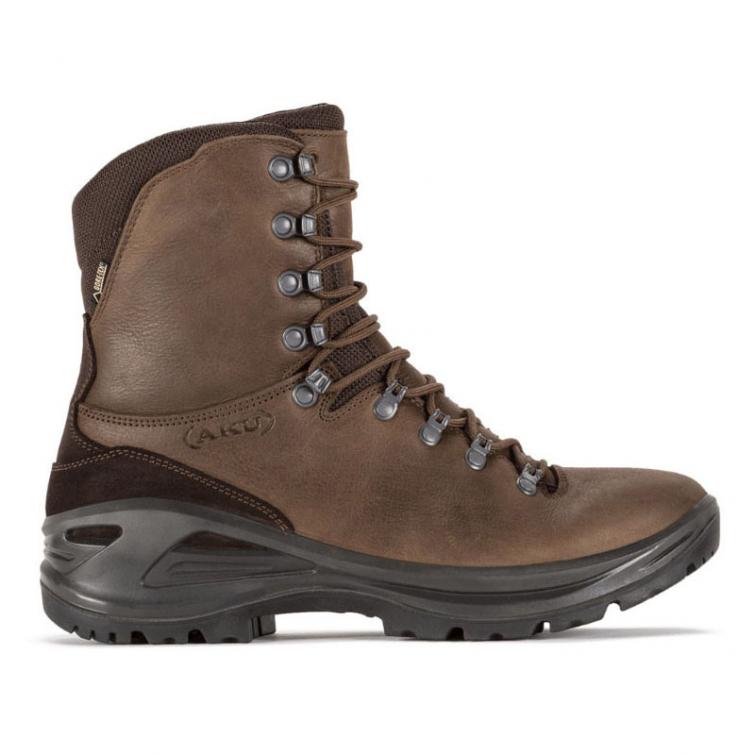 Ботинки охотничьи AKU Forcell GTX цвет Brown фото 5