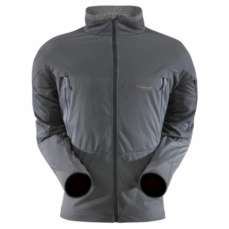 Куртка SITKA Jetstream Lite Jacket цвет Lead фото 1