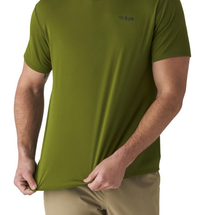 Футболка SITKA Basin Work Shirt SS цвет Cedar фото 3