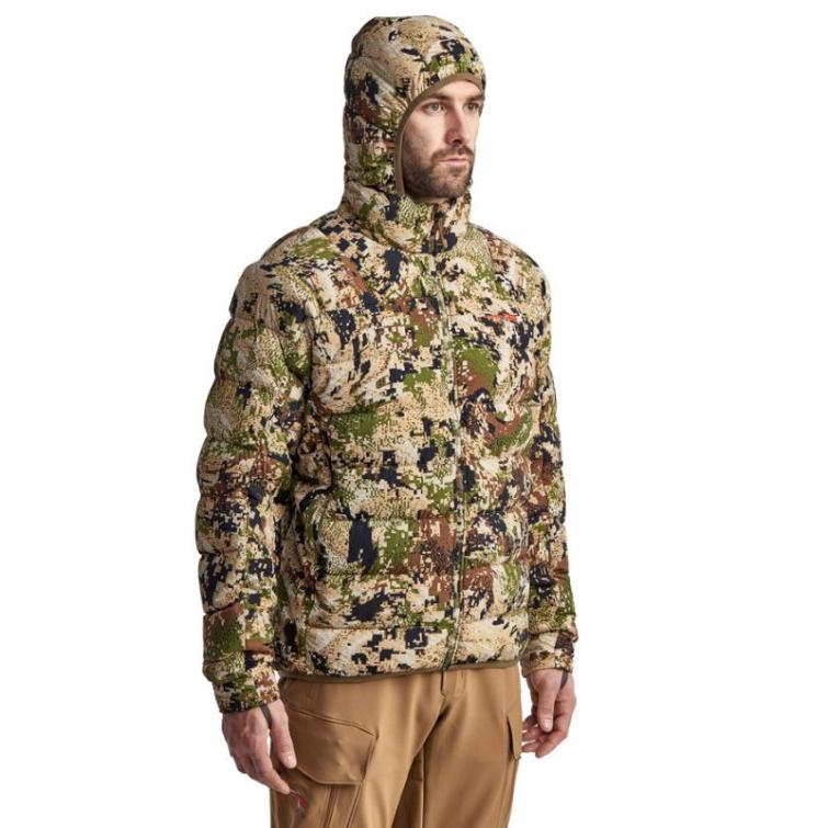 Куртка SITKA Kelvin Lite Down Jacket цвет Optifade Subalpine фото 7